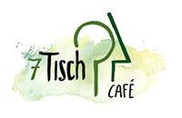 Logo 7Tisch Café, Augsburg