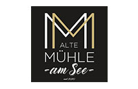 Logo Alte Mühle am See, Roggenburg