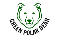 Logo Green Polar Bear
