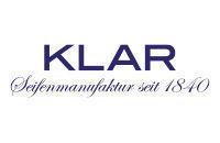 Logo Klar Seifen