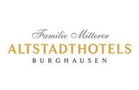 Logo Hotel Post, Burghausen
