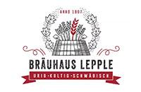 Logo Gasthof Bräuhaus Lepple, Vöhringen, Bayern