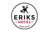 Logo Eriks Hotel, Neufahrn