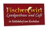 Logo Landgasthaus Fischerwirt, Adams Gastro oHG, Schlehdorf