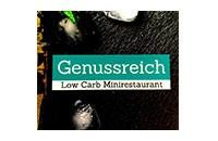 Logo Genussreich, Coburg