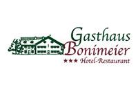 Logo Gasthaus Bonimeier, Niedergottsau