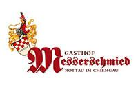Logo Gasthof Messerschmied, Rottau