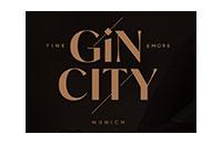 Logo Gin City, München