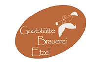 Logo Gaststätte Brauerei Etzel, Amorbach