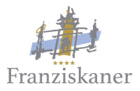 Logo AKZENT Hotel Franziskaner - Restaurant & Biergarten, Dettelbach