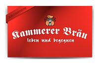 Logo Kammererbräu, Bad Reichenhall