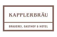 Logo BrauereiGasthof & Hotel Kapplerbräu, Altomünster
