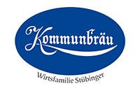 Logo Kommunbräu Kulmbach, Kulmbach