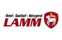 Logo Hotel Gasthof Metzgerei LAMM, Geiselwind