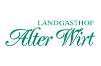 Logo Landgasthof Alter Wirt, Hallbergmoos-Goldach