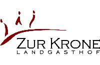 Logo Landgasthof Zur Krone, Prichsenstadt