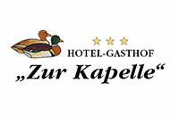 """Logo Hotel-Gasthof """"Zur Kapelle"""", Nonnenhorn"""