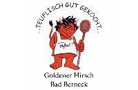 Logo Gasthof Goldener Hirsch, Bad Berneck i.F.