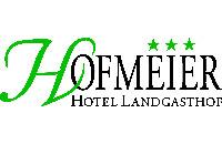Logo Hotel Landgasthof Hofmeier, Hetzenhausen