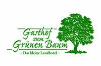 Logo Gasthof Grüner Baum, Westendorf