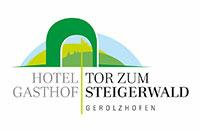 Logo Tor zum Steigerwald, Gerolzhofen
