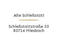 Logo Alte Schießstatt, Miesbach