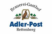 Logo Brauereigasthof Adler Post, Rettenberg