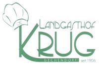 Logo Krug´s Landgasthof, Rohr OT Dechendorf