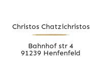 Logo Taverne El Greco, Henfenfeld