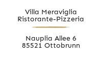 Logo Villa Meraviglia Ristorante-Pizzeria, Ottobrunn