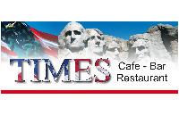 Logo TIMES Cafe Bar Restaurant, Kempten