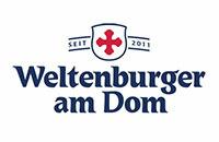 Logo Weltenburger am Dom, Regensburg