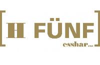 Logo H FÜNF  ...essbar, München