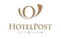 Logo Hotel & Gasthof zur Post, Aschheim