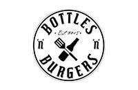 Logo Bottles ´n´ Burgers - Fischer, Schmölz, Bauer GbR, Fürstenfeldbruck