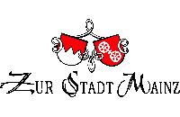Logo Hotel & Restaurant Zur Stadt Mainz, Würzburg