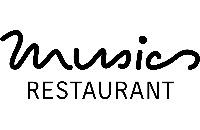 Logo Restaurant musics, Kempten