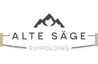 Logo Alte Säge Ruhpolding GbR - Hotel garni - Frühstücksgutscheine, Ruhpolding