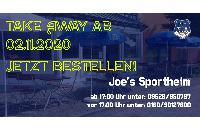 Logo Joe`s Sportheim, Donnersdorf