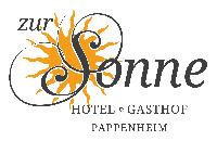Logo Hotel-Gasthof zur Sonne, Pappenheim