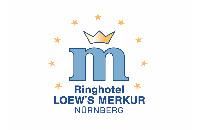 Logo Ringhotel Loew's Merkur Merkur Betriebs-GmbH, Nürnberg
