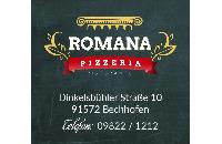 Logo Pizzeria Romana, bechhofen