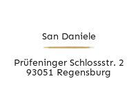 Logo San Daniele, Regensburg