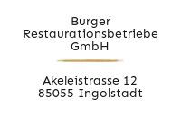 Logo Burger Restaurationsbetriebe GmbH, Ingolstadt