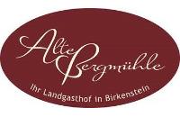 Logo Landgasthof Alte Bergmühle, Fischbachau