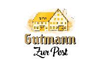 Logo Gutmann Zur Post, Hilpoltstein