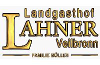 Logo Landgasthof Lahner, Heiligenstadt
