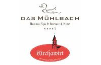 Logo Das Mühlbach | Thermal Spa & Romantik Hotel & Kirchawirt, Bad Füssing