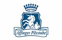 Logo Affinger Pilsstube, Affing