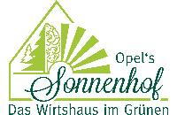 Logo Opel´s Sonnenhof, Bindlach